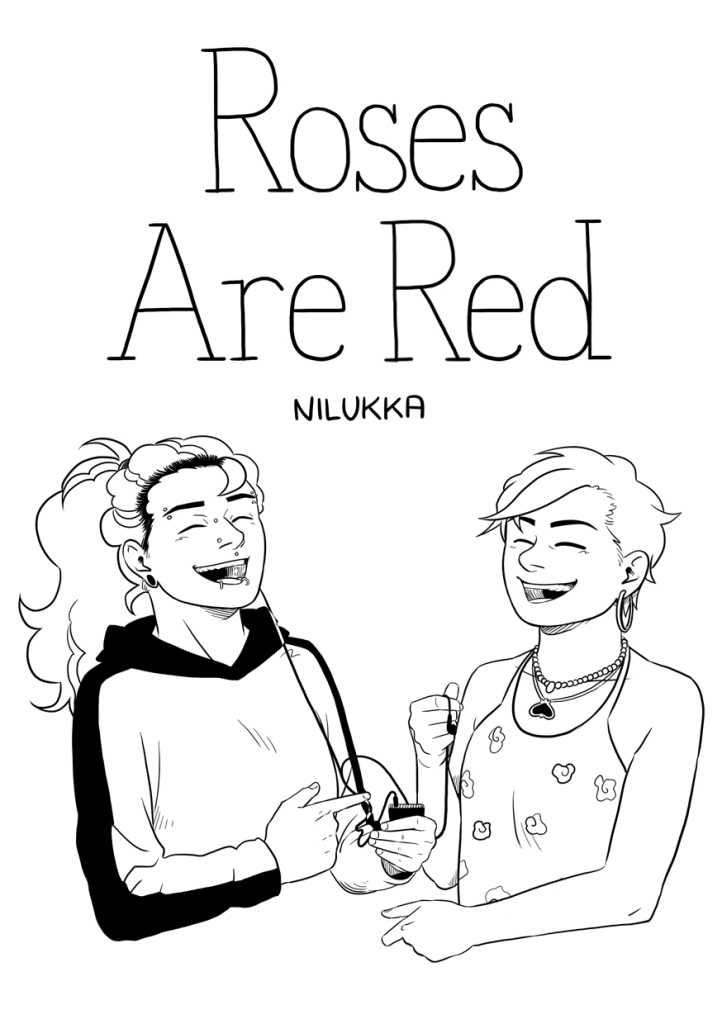 Cover / kansi Roses Are Red